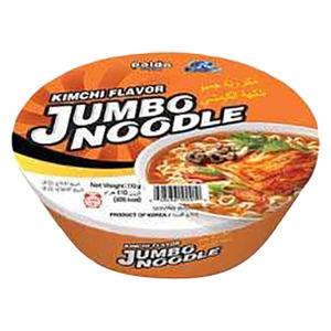 Paldo Noodle Bowl Jumbo Kimchi 110g