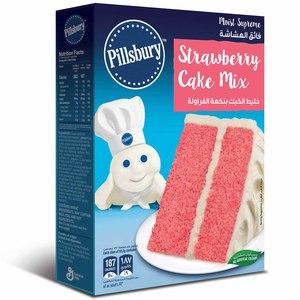 Pillsbury Strawberry Cake 350g