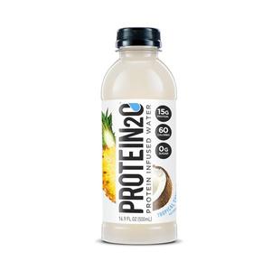 Protein2 O Whey Protein Trop Coconut 500ml