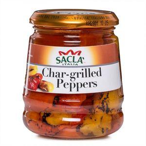 Sacla Antipasto Peppers 290g