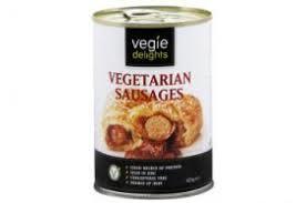 Vegie Delights Vegetarian Sausages 425g