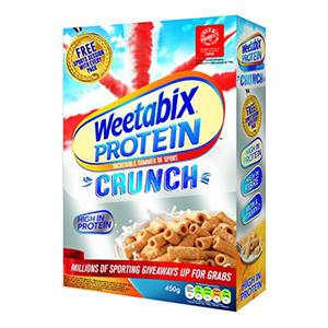 Weetabix Original Protein Crunch 8x450g