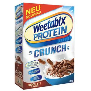 Weetabix Protien Crunch Chocolate 450g
