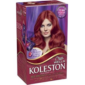 Wella Koleston Hair Color Cream Intense Copper Red 1pack