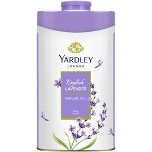 Yardley London English Lavender Perfumed Talc 250g