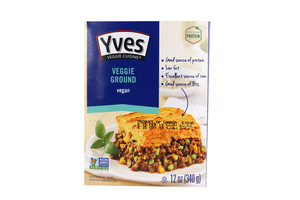 Yves Meatless Ground 12oz