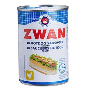 Zwan Hot Dog Chicken 270g