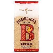 Billingtons Sugar Demerara Cane 500g