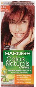 Garnier Color Naturals Hair Color 6.66 Intense Red 1pc