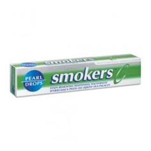 Pearl Drops Smokers Cream Toothpaste 12x75ml