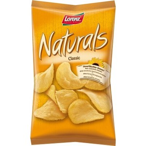 Lorenz Chips Natu Classic 100g