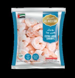 Al Areesh Extra Large Shrimps 1kg