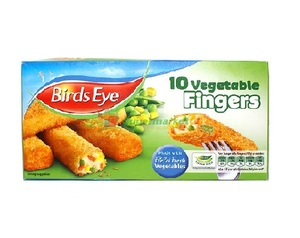 Birds Eye Veg Fingers 284g