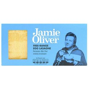 Jamie Oliver Lasagne Free Range Eggs 250g
