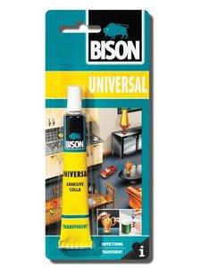 Bison Adhesive Transprnt 25ml