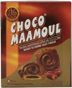Al Karamah Mamoul Dates And Choco 400g