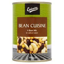 Epicure Beans Cuisine Bean Mix 400g