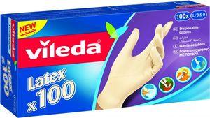 Vileda Gloves 100pc