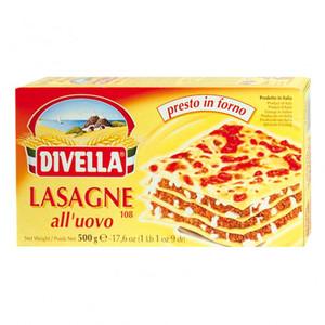 Divella Lasagna Pasta 500g
