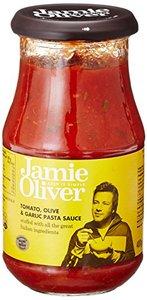 Jamie Oliver P/Sauce Tomato Olive And Garlic 400g