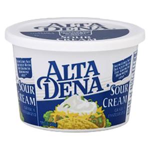Alta Dena Sour Cream Cup 16oz