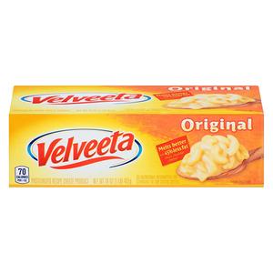Kraft Velveeta Velvt Processed Original Cheese 1lb