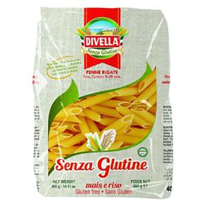 Divella Penne Rigate Gluten Free 400g