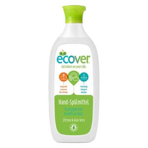 Ecover Lemon And Aloera Wash Up Liquid 500ml