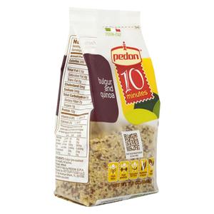 Pedon Bulgur And Quinoa 249g