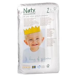 Naty Diaper Nappies 34pc