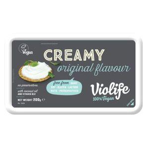 Violife Creamy Cheese Original Lactose Free Dairy Free Vegan Gluten Free 200g
