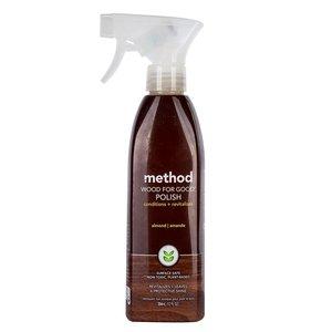 Method Wood Polish Spray Almond 1pc