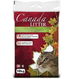 Canada Litter Unscented Scent 18kg