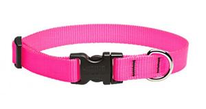 Lupine Cat Collar Pink   1/2 Basics 1pc