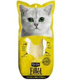 Kit Cat Filletfresh Chicken&Fiber Hairball 30g