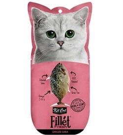 Kit Cat Filletfresh Grilled Mackerel 30g