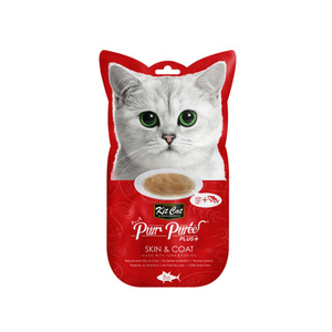 Kit Cat Pureeplus Skin & Coat - Tuna 60g