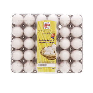 Al Ain Poultry Eggs Medium Tray 30s