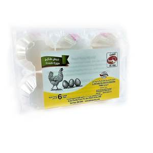 Al Ain Poultry Eggs Prepack Tray 6s