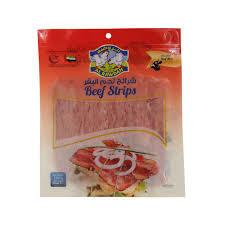 Al Rawdah Beef Salami 200g
