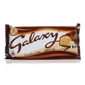 Galaxy Vanilla Cake 10x30g