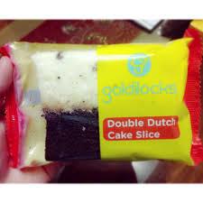Goldilocks Double Dutch Cake Slice 12x78g