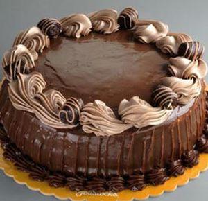 Goldilocks Dutch Deluxe Chocolate Cake Slice 12x78g
