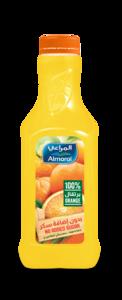 Almarai 100% Orange Juice 1L
