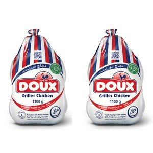 Doux French Chicken Twin Pack 2x1kg
