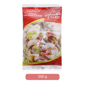 Co-op Frozen Seafood Cocktail 500g