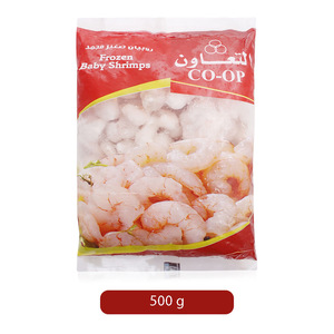 Co-op Frozen Baby Shrimps 500g