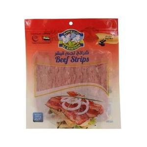Al Rawdah Beef Strips 500g