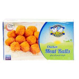Al Rawdah Chicken Meat Balls 270g