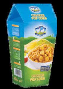 Al Rawdah Chicken Popcorn 400g